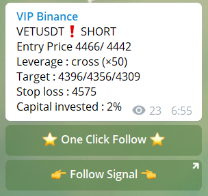 what are the best binance signals